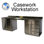 Casework Workstation