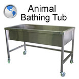 Dog Bathing Tub