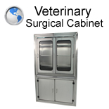 Veterinary Surgical Cabinet